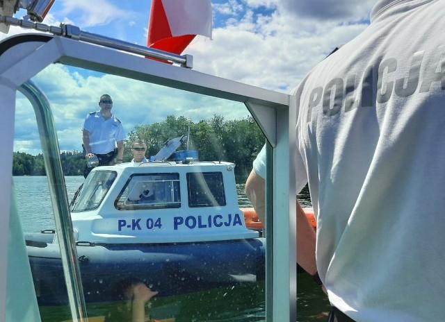 Podczas akcji ratunkowej na Jeziorze Solińskim nikt nie ucierpiał.