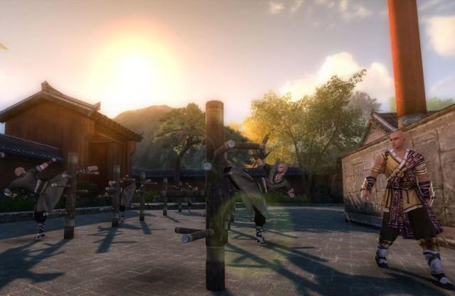 Age of WulinAge of Wulin: W walkach gildii będzie mogło uczestniczyć nawet 1300 graczy