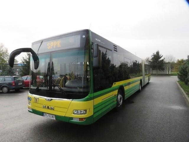 Zmiany w kursowaniu autobusów linii 101 i 103