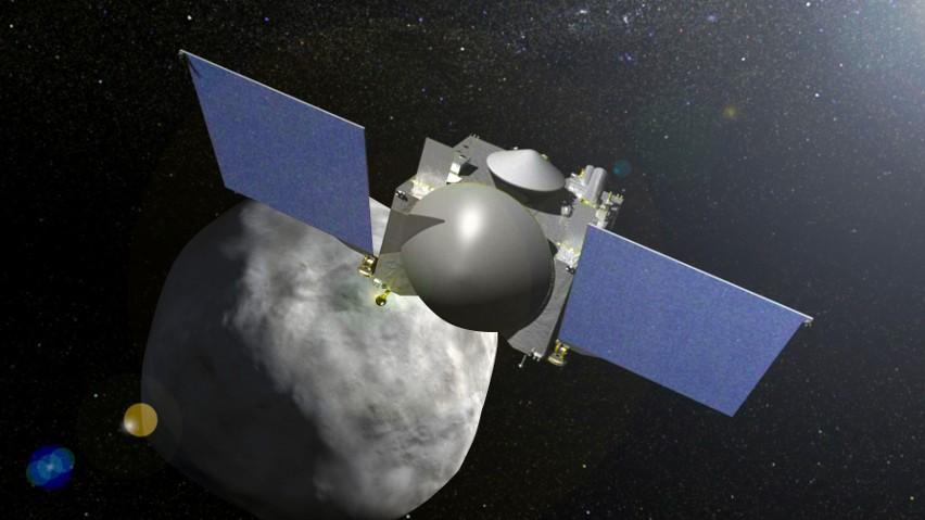 Asteroida Bennu może zmienić tor lotu dzięki specjalnej...
