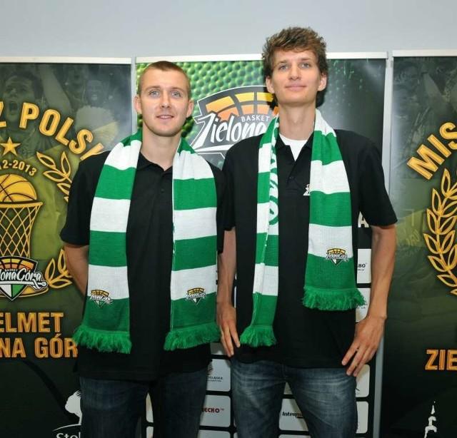 Przemysław Zamojski i Maciej Kucharek podpisali różne kontrakty. Ten pierwszy związał się ze Stelmetem tylko do końca roku.