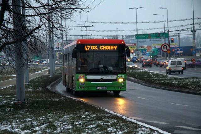 Czytelniczka Kuriera skarży się na źle kursującą linię nr 47