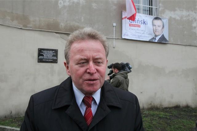 Janusz Wojciechowski: Zabieranie prawa jazdy nie wystarcza, bez zabranego prawa jazdy można nadal jeździć. Nie da się jeździć bez zabranego samochodu