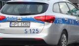 Pijana kobieta potrącona w lusterkiem w Kielcach