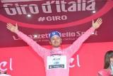 Giro d'Italia:  Majka świetnie spisał się na szutrach. Brambilla nowym liderem