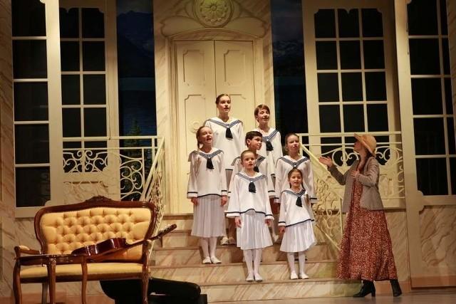 """Premiera """"The Sound of Music"""" w Słupskim Nowym Teatrze."""
