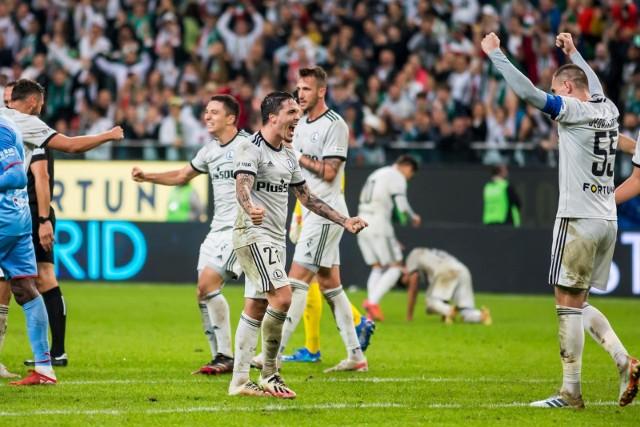 Legia poznała rywali w fazie grupowej Ligi Europy!