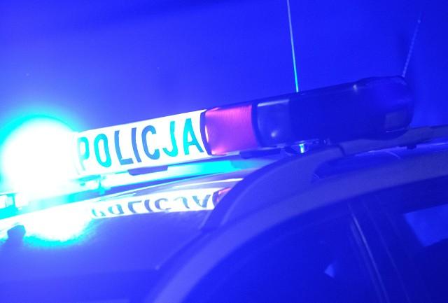 Do wypadku doszło po godzinie 20.00 we wtorek na krzyżowanie al. Andersa i ul. Walecznych w Lublinie