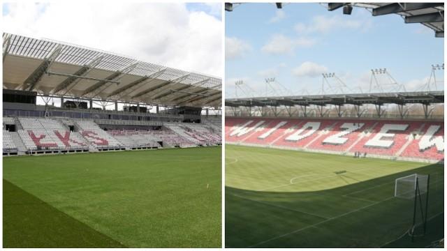 Który stadion powinno rozbudować miasto...