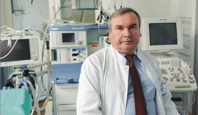 Profesor Jerzy Robert Ładny z UMB otrzymał nagrodę Ministra Zdrowia im. bł. Gerarda