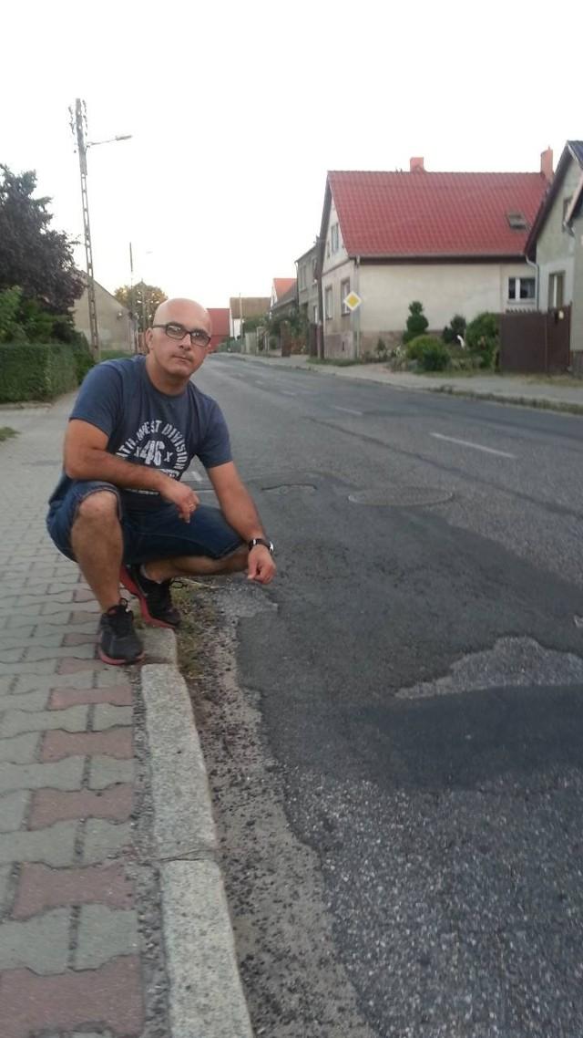 Remont drogi w Kosieczynie rozpocznie się lada dzień