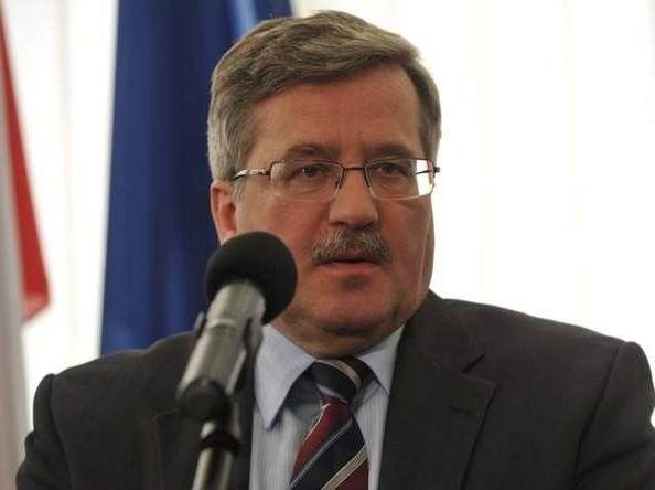 Bronisław Komorowski przyjedzie do Krasnogrudy koło Sejn