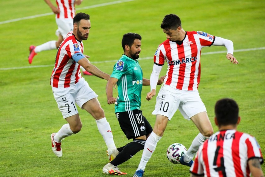 We wtorek Cracovia pokonała Legię w Krakowie 3:0. Jak będzie w sobotę?