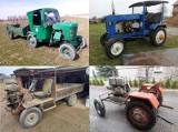 Najciekawsze ciągniki - samoróbki wystawione na sprzedaż