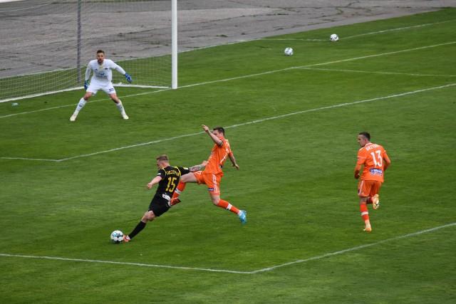 GKS Jastrzębie po raz pierwszy w tym sezonie odnotował bezbramkowy remis.