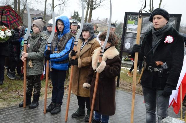 Marszu Powstańców Styczniowych w Bełchatowie