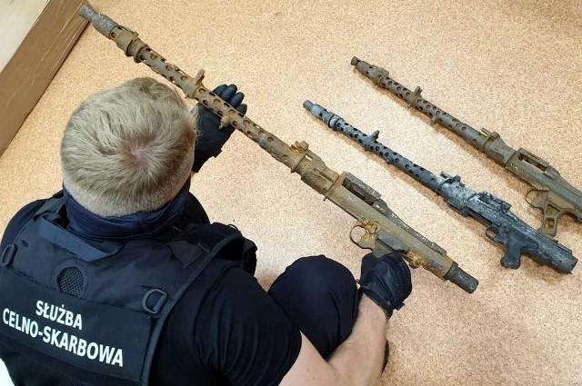 MG 34 był uniwersalnym, szybkostrzelnym karabinem maszynowym produkcji niemieckiej strzelającym pociskami kal. 7,92 mm