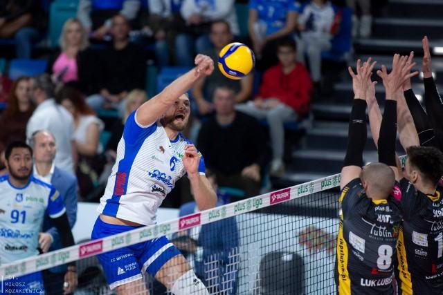 Jednym z najważniejszych wydarzeń sportowych w regionie będzie w weekend mecz siatkarzy Ślepska Malow Suwałki