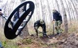 W lesie pod Rzepinem znaleziono depozyt broni. Było tu kilkanaście karabinów z czasów II wojny światowej!