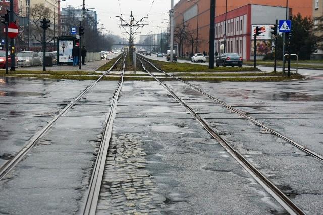 Remont Wróblewskiego i Politechniki rozpocznie się 1 lutego.