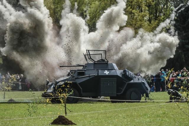 Poznań: Dni Ułana znowu przyciągnęły poznaniaków