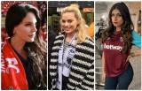 Premier League. Piękne celebrytki ściskają kciuki za swoje ulubione drużyny [ZDJĘCIA]