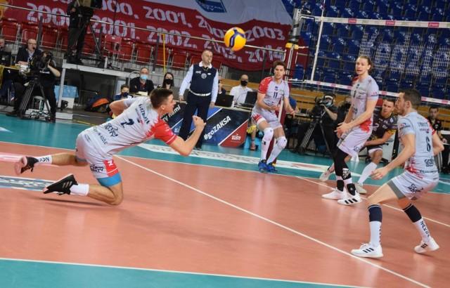 Grupa Azoty Kędzierzyn-Koźle trafiła na możliwie najbardziej wymagającego przeciwnika.