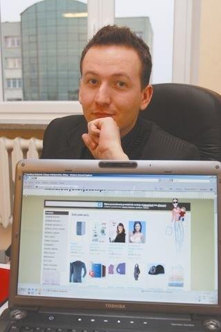 Centrum Rozwoju Regionalnego działa już trzeci rok. Od października Marcin Kibitlewski ruszył z portalem HandlowyBiałystok.