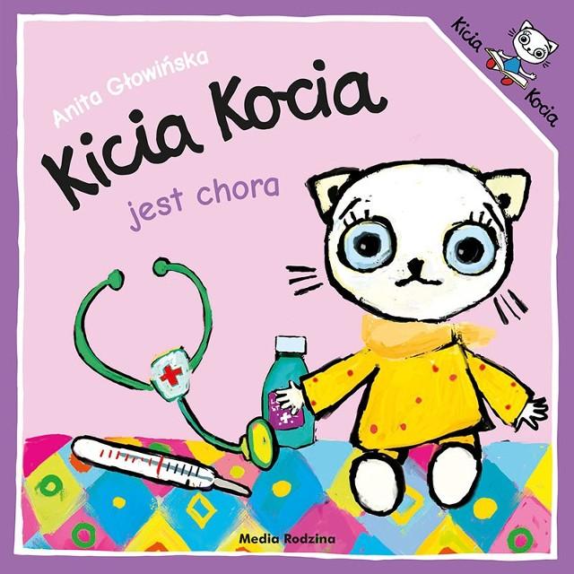 """""""Kicia Kocia"""" - 5000 książek trafi do szpitali. Lektura ma umilić dzieciom pobyt w placówkach służby zdrowia"""