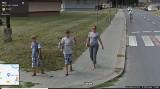 Kot na smyczy i Chuck Norris - m.in. to zobaczyły tutaj kamery Google Street View