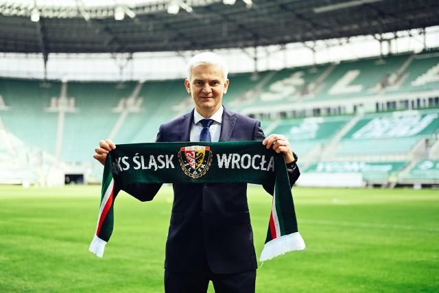 Jacek Magiera trenerem Śląska Wrocław