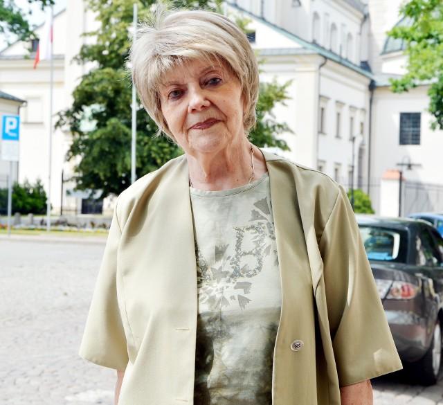 Krystyna Brodecka