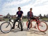 Cruiser - rower nietypowy. Zobaczysz go na wystawie (wideo)
