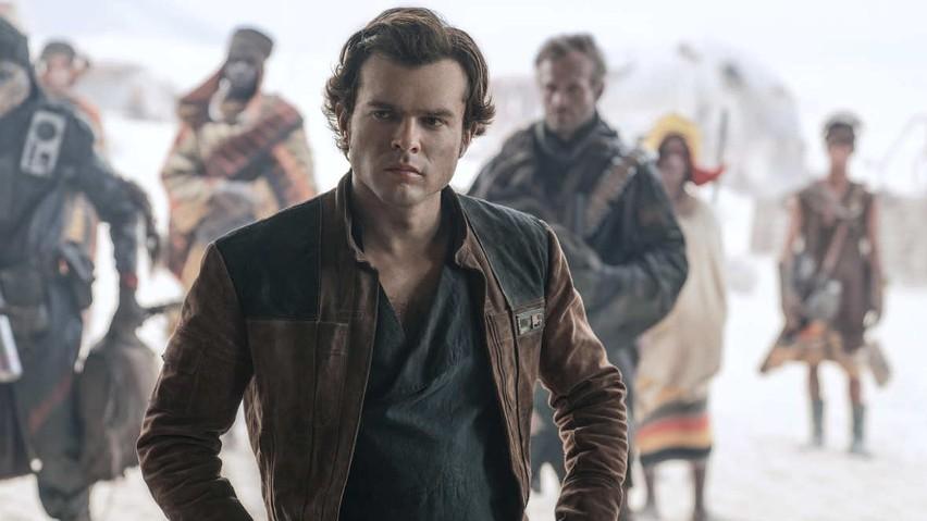 Han Solo: Gwiezdne wojny - historie. Cały film online CDA,...