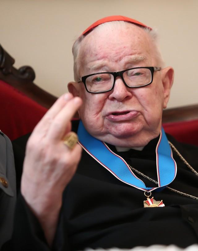 29.06.2017 Kardynał Henryk Gulbinowicz