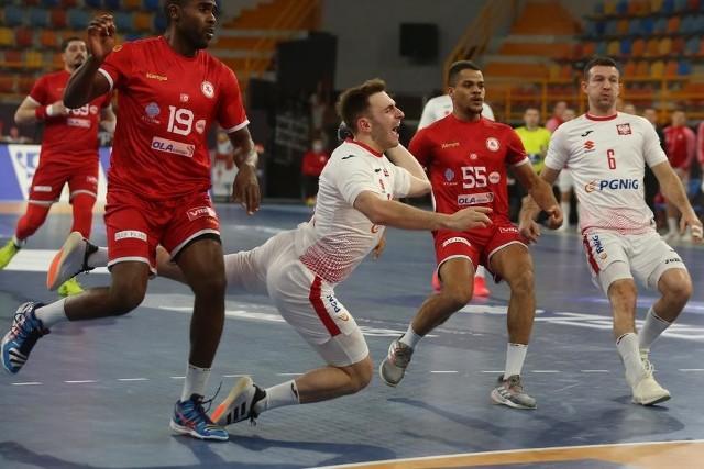 Arkadiusz Moryto zdobył w meczu z Tunezją 11 bramek.