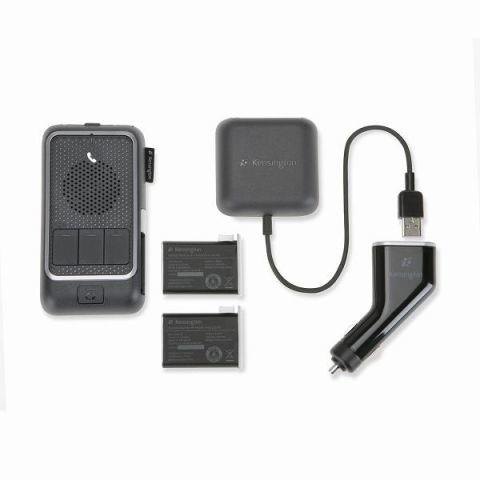 Zestaw głośnomówiący Bluetooth Hands-Free Visor Car Kit