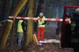 Katowice: zwłoki kobiety z podciętym gardłem znalezione w Parku Kościuszki [ZDJĘCIA]