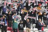 ŁKS Łódź prowadził z Podbeskidziem 1:0, ale przegrał 1:2. Fani na widowni byli sfrustrowani FOTO