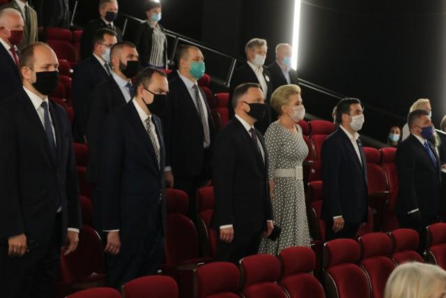 Prezydent Andrzej Duda honorowym obywatelem Wielunia