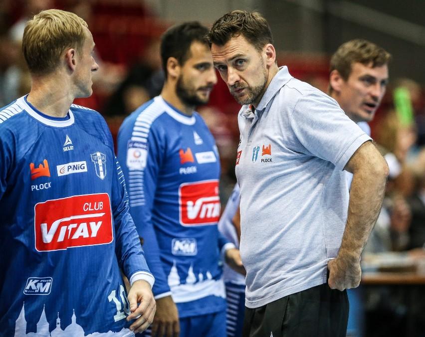Piotr Przybecki (z prawej) i jego podopieczni nie...