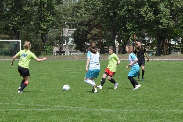 Wielkie derby piłki nożnej - gorzowski AWF przeciwko UZ