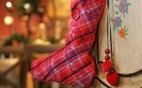 DYI - stylowa skarpeta na prezenty, która ozdobi Twoje wnętrze na Święta