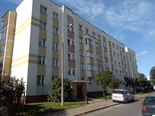 Blok przy ulicy Chodkiewicza, którego mieszkańcy przez trzy dni byli odcięci od gazu