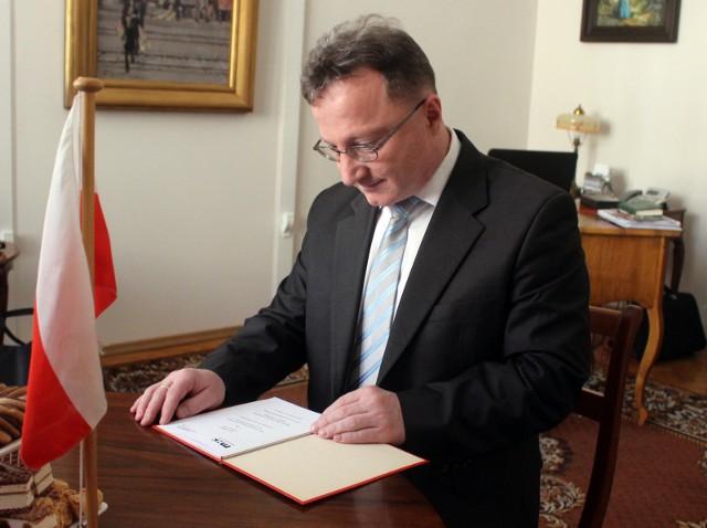 Jacek Siebel, dyrektor MHK
