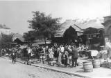 Targowiska na Lubelszczyźnie. Jak wyglądały dawniej? Zobacz archiwalne zdjęcia