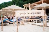 Open'er nie tylko w parku. Na gdyńskiej plaży działa również Open'er BeachHouse!