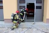 Oni muszą być zawsze w formie. Zobacz, jak ćwiczą strażacy z Sokółki i Dąbrowy Białostockiej