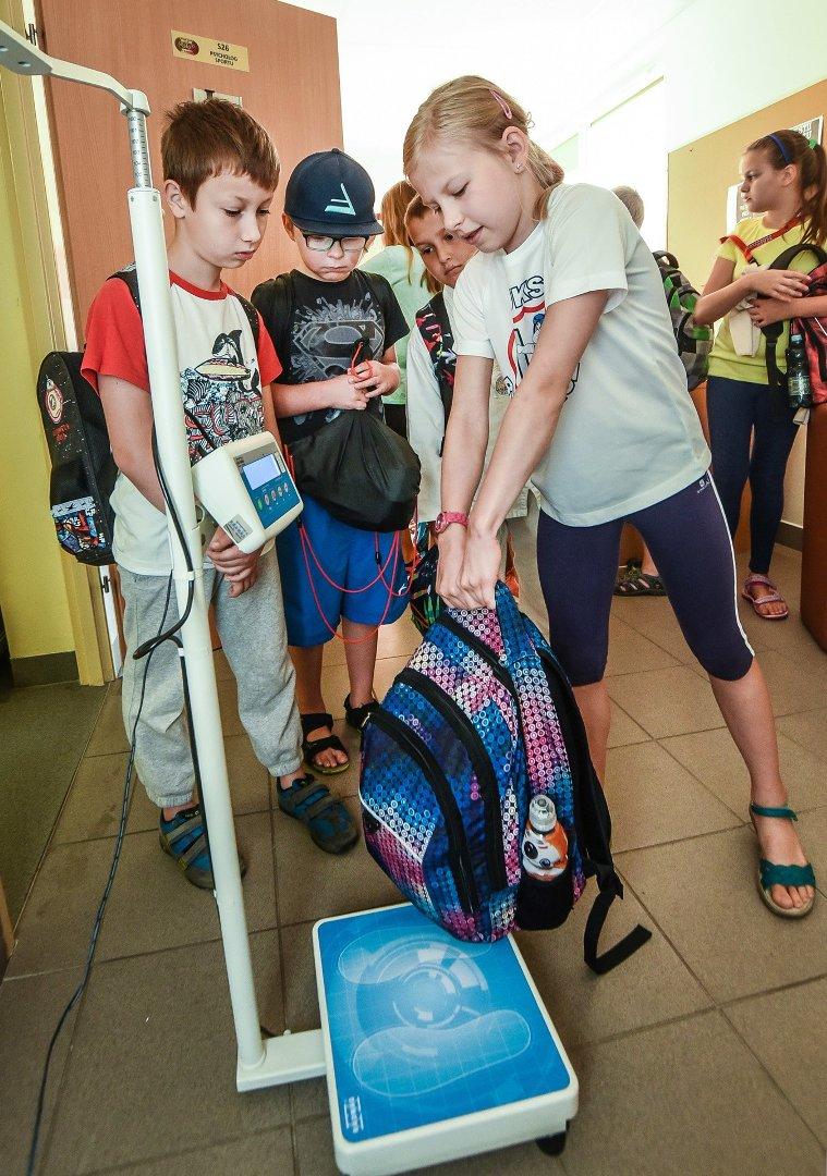 5b967d8c06acc Uczniowie w naszym regionie noszą zdecydowanie za ciężkie szkolne plecaki