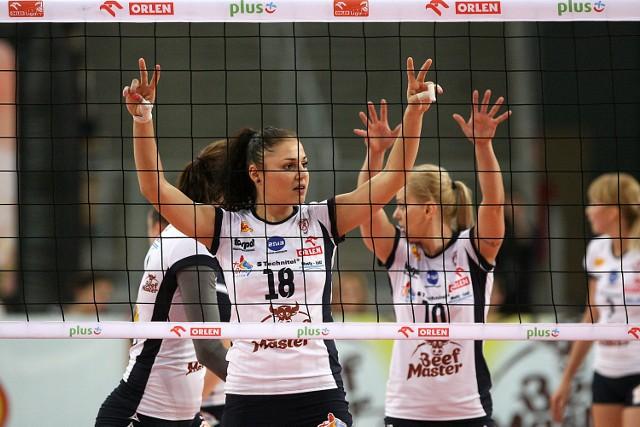 Aleksandra Sikorska (nr 18) zdobyła 12 punktów